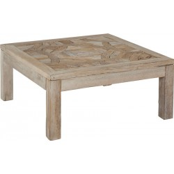 Tables basses trendy homes trendy homes - Table basse bois recycle ...