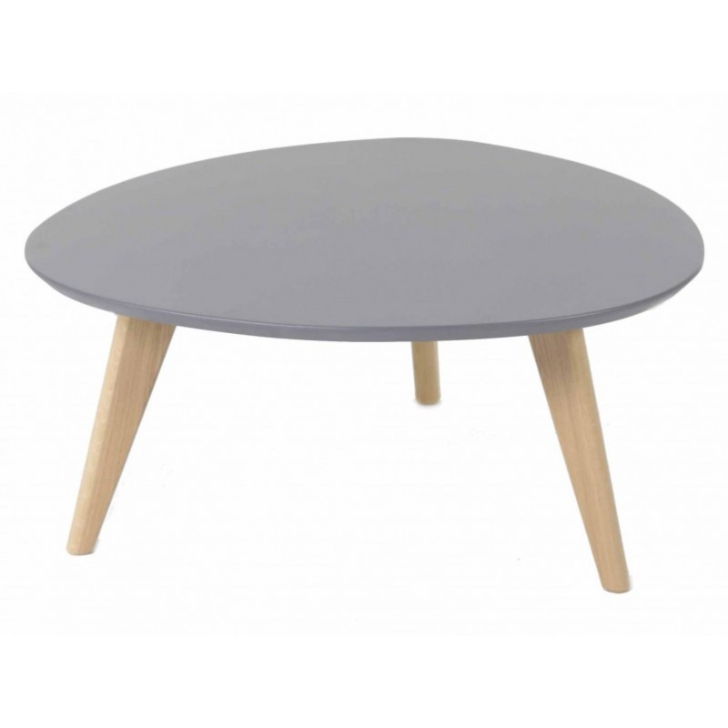 Table basse vintage en bois color l90cm pixy trendy homes - Table basse style vintage ...