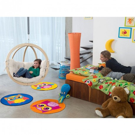 fauteuil suspendu pour enfant en bois globo natura amazonas trendy homes. Black Bedroom Furniture Sets. Home Design Ideas